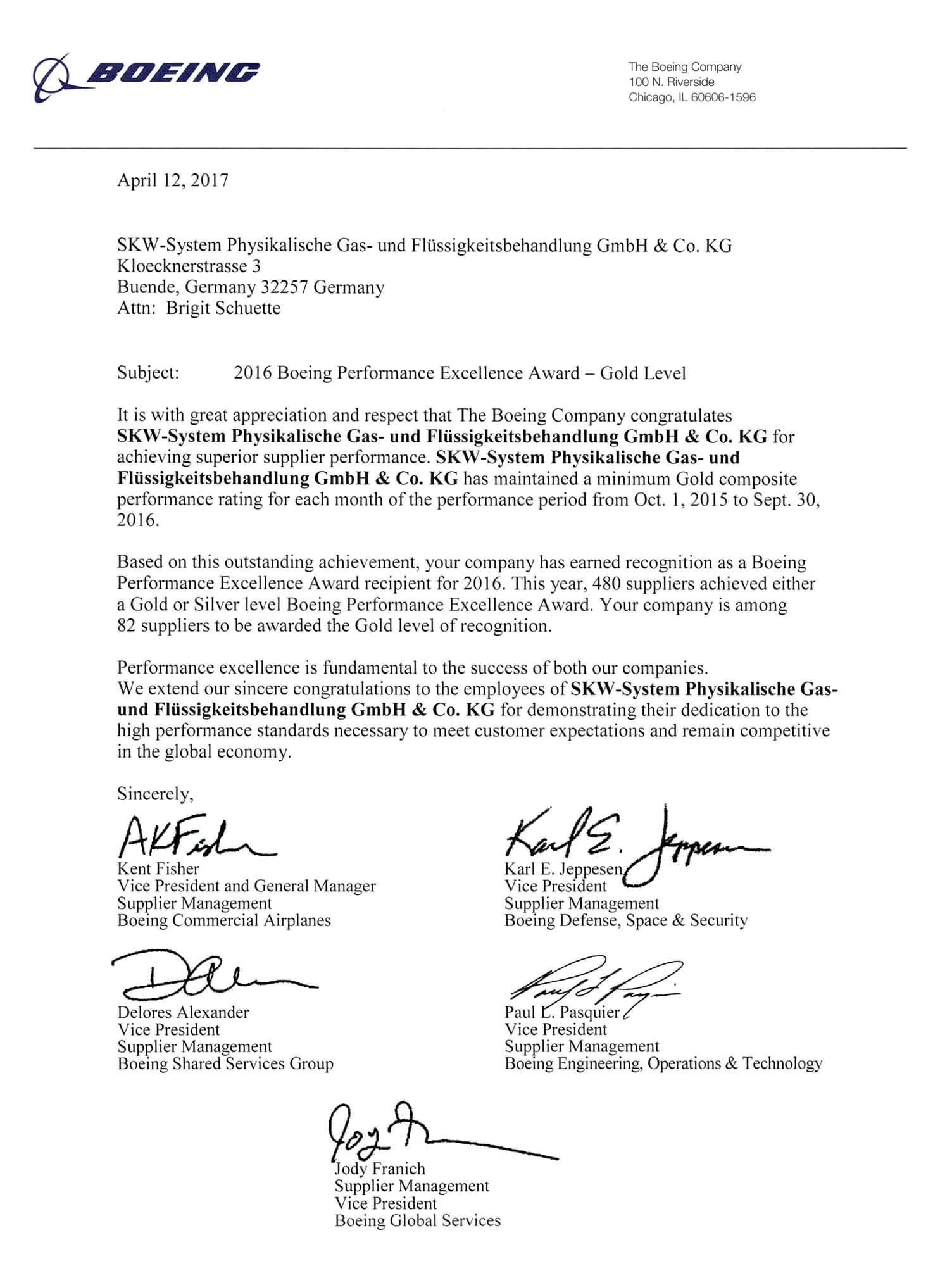Erfreut Schreiben Für Boeing Fortsetzen Fotos - Entry Level Resume ...